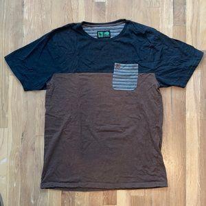 Hippy Tree T Shirt